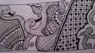 Beautiful Mahendi Design Handwork Hd
