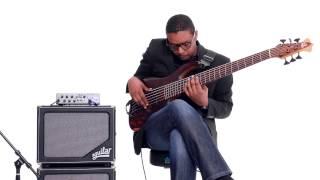 """Aguilar Artist Rich Brown plays """"Twice"""" /// BassTheWorld.com"""