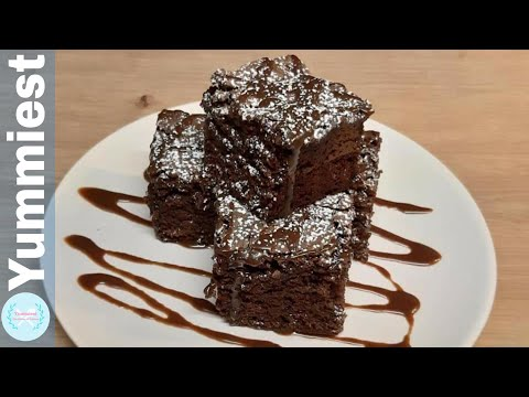 best-fudgy-brownies-/-brownies-fondants-/-brownies-without-butter-and-chocolate---yummiest