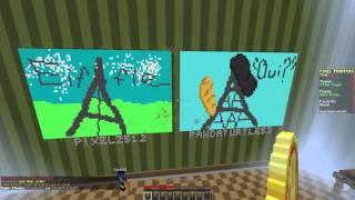EL KARMA (Pixel Painters Minecraft)