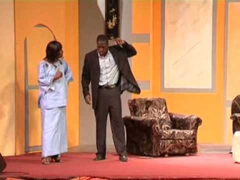 THE DEVIL IN THE MIRROR:Written and Directed By: James Ebo Whyte