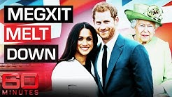 What forced Meghan and Harry to do a royal runner? | 60 Minutes Australia