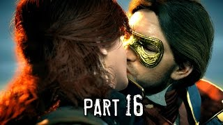 Assassin's Creed Unity Walkthrough Gameplay Part 16 - The Escape (AC Unity)