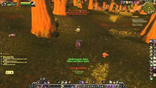 World of warcraft recording test! 720 HD
