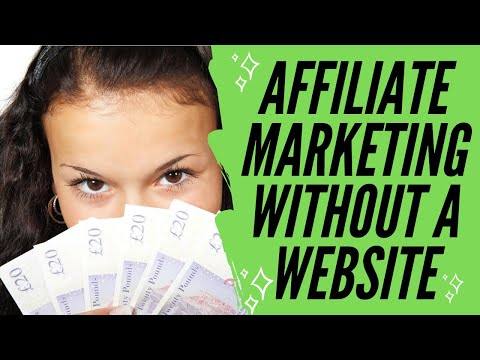 How To Do Affiliate Marketing Without a Website or Blog in 2019 thumbnail
