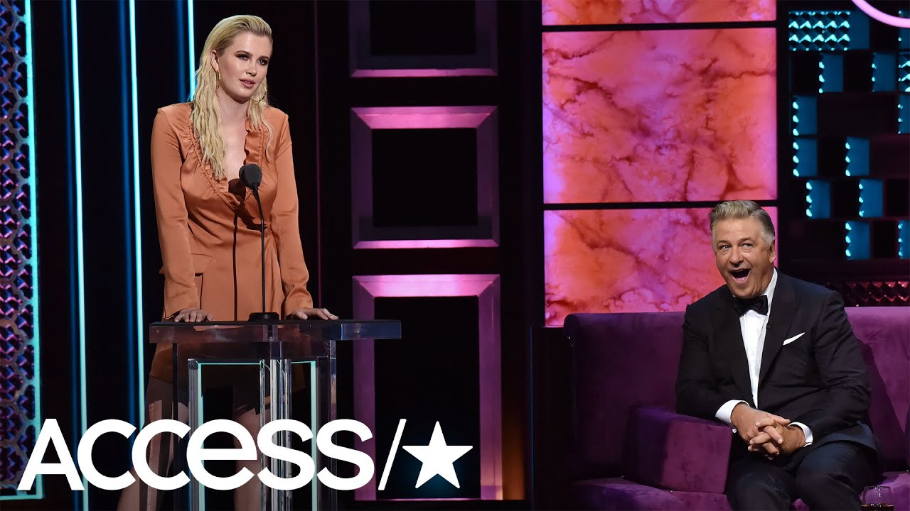 Ireland Baldwin Savagely Burns Dad Alec By Roasting Him Over Infamous Voicemail