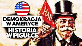 Demokracja: Historia demokracji amerykańskiej w pigułce.