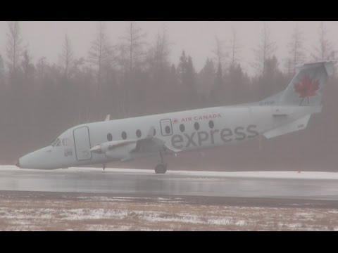 Crash Landing - Gander International Airport Aftermath