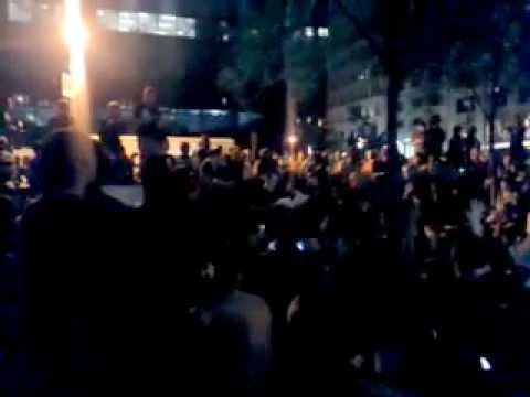 Occupy Wall Street- General Assembly Declaration 9/28/2011