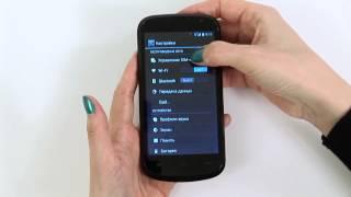 Видеообзор смартфона. Highscreen Alpha Rage