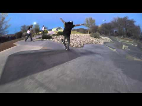 Party Line At Alamosa Skatepark With Gerardo Nery, Pepe Nery, Spacoli , Eric Vigil , Ryan Trujillo