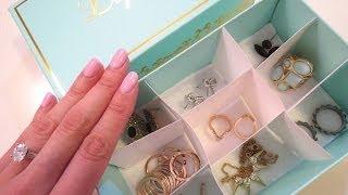 Diy Jewelry Organizer Box ♡