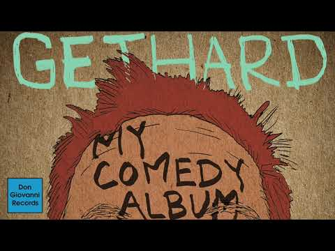 Chris Gethard - My Comedy Album [FULL ALBUM STREAM]