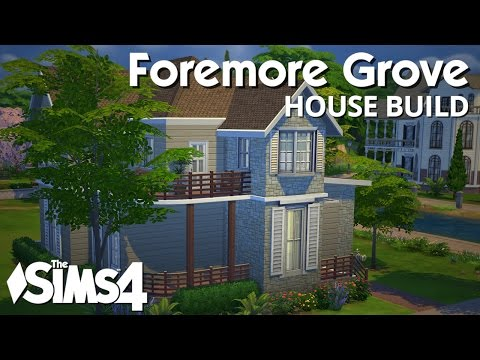 The Sims 4 House Building - Foremore Grove
