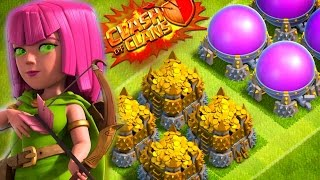 Clash of Clans | 1 Million LOOT in 10 Minutes!