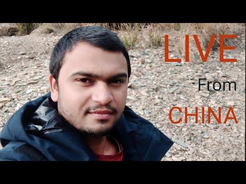 Corona virus| Travel In china village.