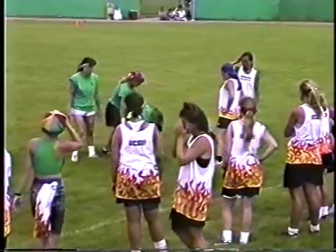 UCSB v. California (1991 College Championships - Women's Division)