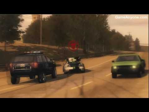 Need For Speed Undercover - Payback - Job