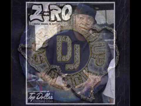 DJ Screw - Z-Ro - Blue 22 Freestyle - (fade out on Street Military - The Next Episode)