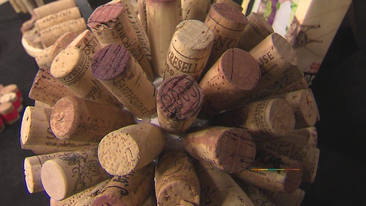 DIY Wine cork coasters and Trivets