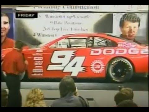NASCAR Paint Schemes That Never Raced #9