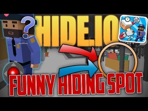Hide.io - Funny Moments Montage #1