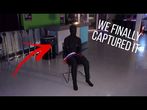 WE FINALLY CAPTURED IT... WE CAUGHT ZOZO!! *ACTUAL FOOTAGE*