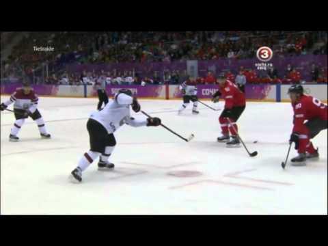 Latvija - Šveice 3-1