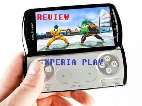 REVIEW //Sony Ericsson XPERIA PLAY 2016