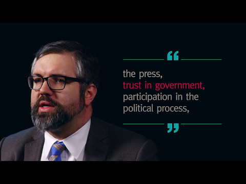 The Shorenstein Center: Bringing Media, Politics and Policy Together