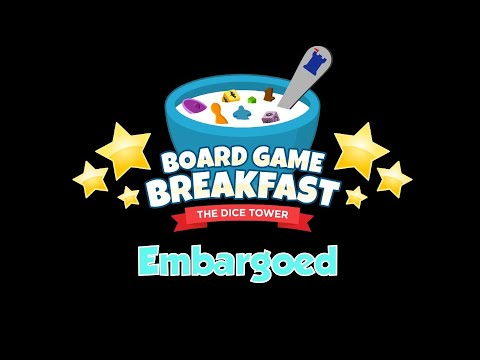 Board Game Breakfast - Embargoed