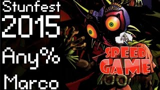 Stunfest 2015 The Legend Of Zelda: Majora's Mask par Marco