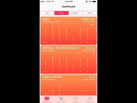 Health Challenge:  10,000 Daily Steps