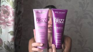 видео Способы для легкого выпрямления волос.