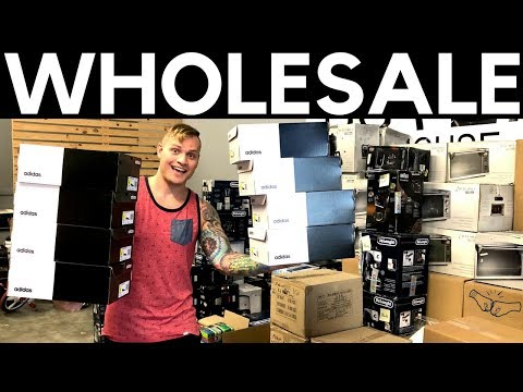 Buying Wholesale to sell on EBAY / AMAZON - Where to Find Products + Profit Breakdown   Ralli Roots