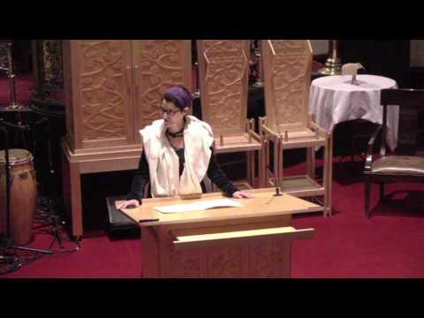 Shabbat 051217 Sermon