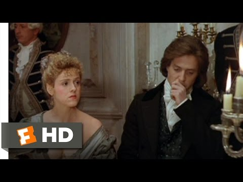 Impromptu (5/11) Movie CLIP - A Duel at Dinner (1991) HD