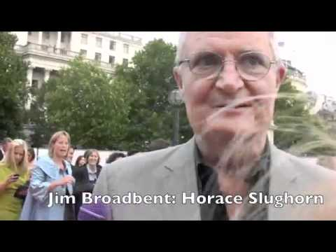 Deathly Hallows 2 World Premiere - Jim Broadbent