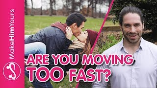 Gambar cover Signs Your Relationship Is Moving Too Fast | Over 3? Put On The Brakes!