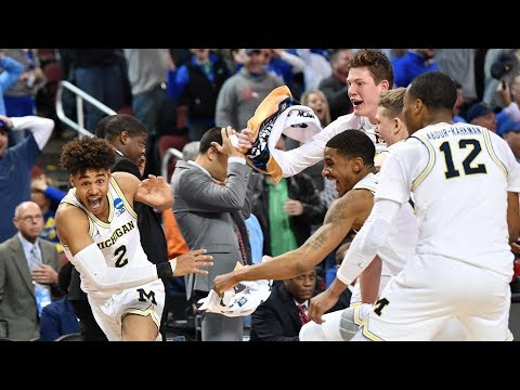 Game Rewind: Watch Michigan's miraculous win over Houston in 9 minutes