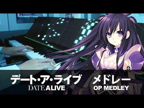 Date A Live - Trust In You - I Swear // Date A Live Medley // Piano Cover