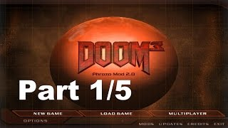 SK Gaming - Doom 3 MOD - [Phrozo v2] - [Part 1/5] - D3 Levels [1 - 12]