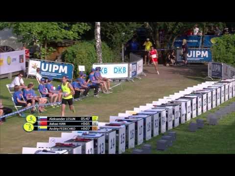 2015 UIPM Senior World Championships - Men's Individual Combined
