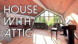 Video CASA Attic (Desain Rumah dengan Ruang Bawah Atap) [kode 167B] download MP3, 3GP, MP4, WEBM, AVI, FLV Agustus 2018
