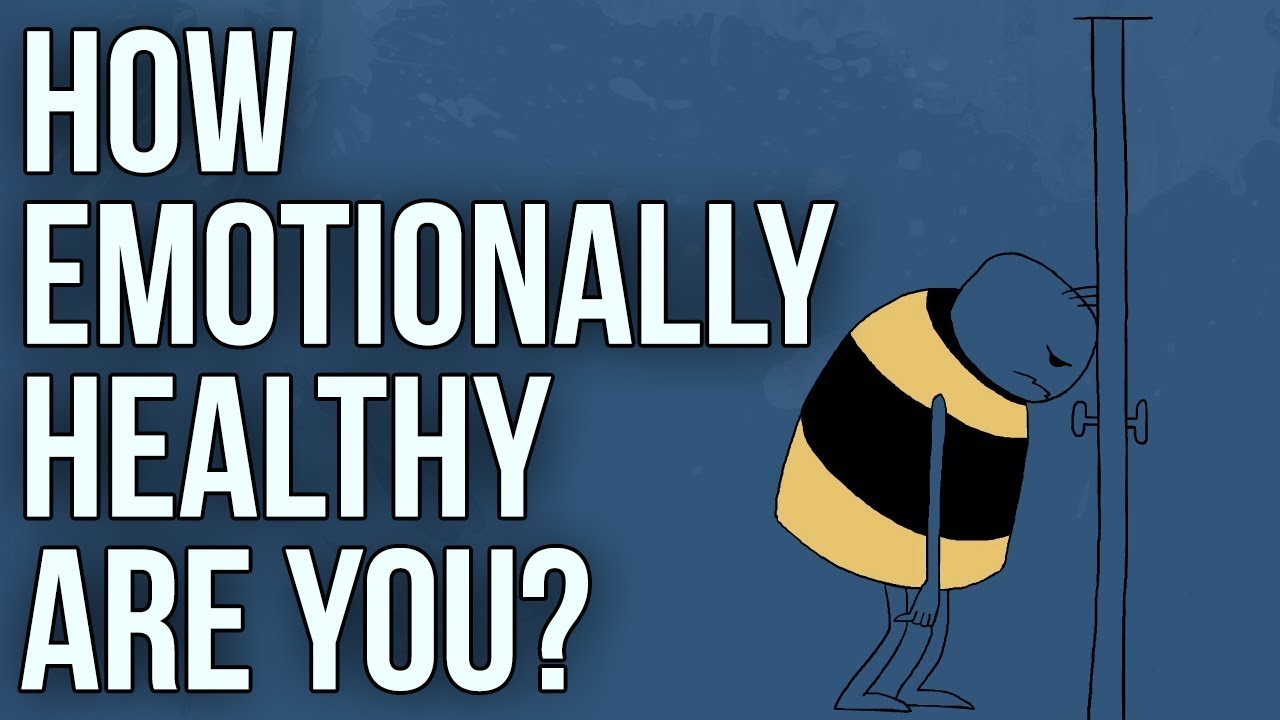 How Emotionally Healthy ...