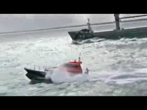 Pilot Boat by Hart Marine, new Self Righting launches for Port Phillip Sea Pilots
