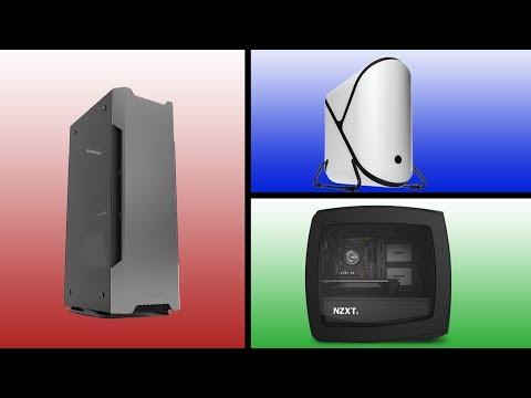 Top 10 Mini ITX PC Cases 2018 | Best ITX Cases | AMD/Intel