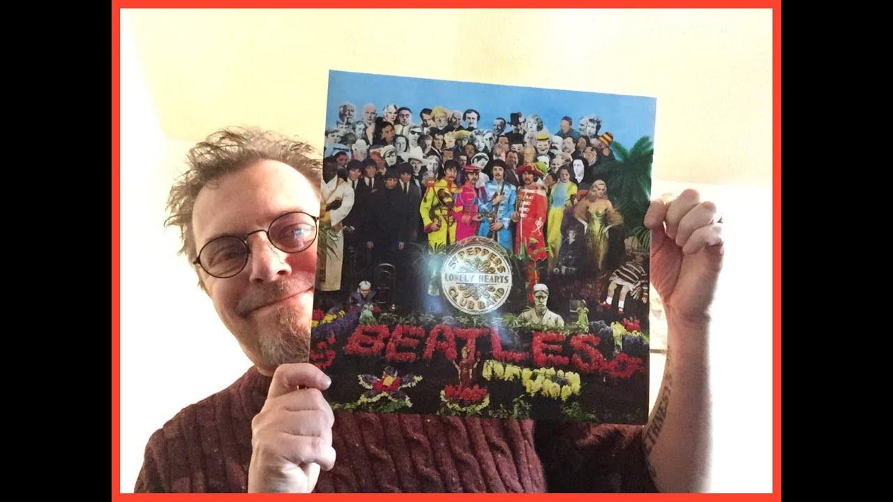 Album Review The Beatles Sgt Pepper 180g Vinyl Remaster