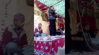 Mhafil naat Dhooda Uzair Ahmad qadri