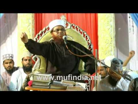 Maulana Yusuf Raza Qadri l Deobandi Buzurgon ko ilme ghaib hai lekin Nabi ko nhi